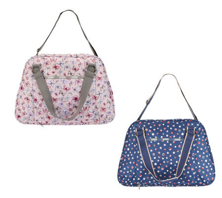 Lesportsac Printed Or Embroidered Abbey Carry On