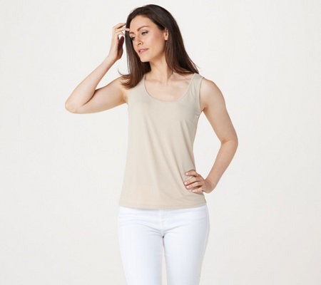 Linea By Louis Dell Olio Knit Tank