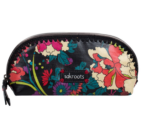 Sakroots Artist Circle Small Dome Cosmetic Bag