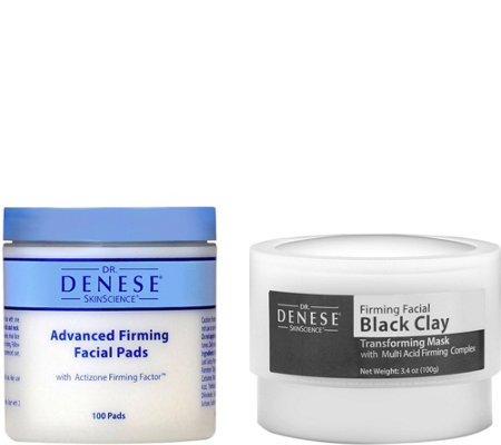 Dr. Denese Firming Facial Daily & Weekly NightTreatment Set