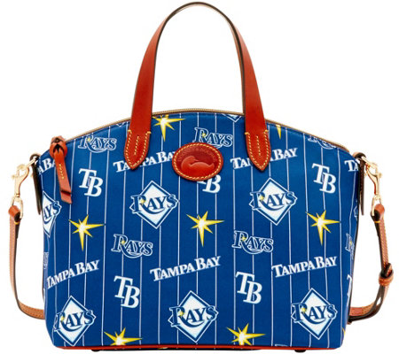 Dooney & Bourke MLB Nylon Rays Small Satchel