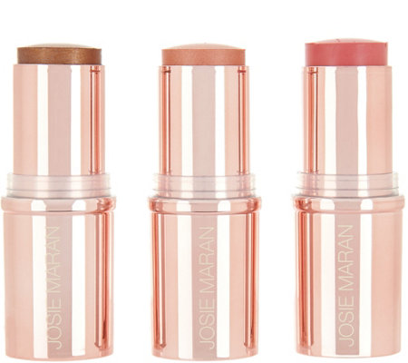Josie Maran Argan Color Stick Trio