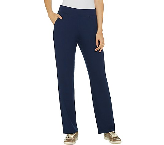 Belle by Kim Gravel Lovabelle Lounge Straight Leg Pant