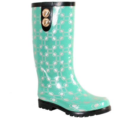 Nomad Puddles II Rubber Rain Boots