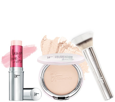 It Cosmetics Your Complexion Perfection Conceal Glow 3 Pc Collection