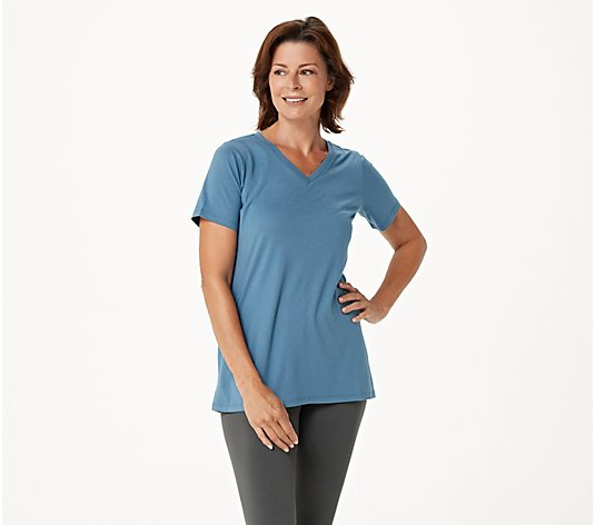 LOGO Principles by Lori Goldstein Short Sleeve Tee