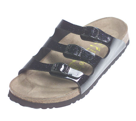 9f64c072b443 Birkenstock Sparkle Print Triple Strap Comfort Sandals. product thumbnail.  In Stock