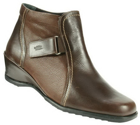 Spring Step Andrea Leather Mid Boots