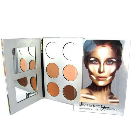 IT Cosmetics My Sculpted Face ContouringPalette