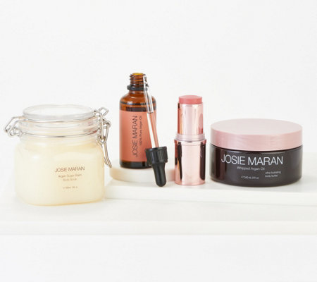 Josie Maran Tropical Island Delight Body Collection
