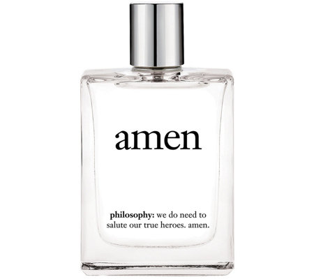 Philosophy Amen Eau De Toilette For Men 4 Oz