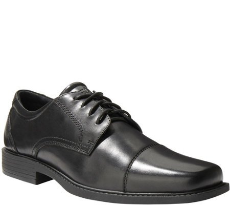Eastland Men's Lace-up Leather Oxfords - Georgetown