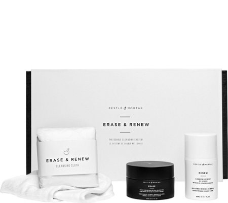 Pestle & Mortar Erase & Renew Cleansing System
