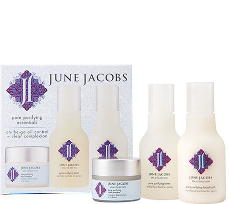 June Jacobs Pore Purifying Essentials