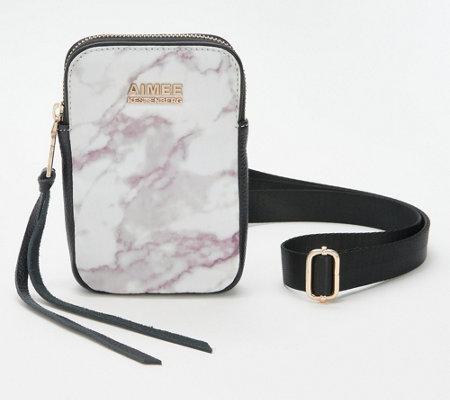 Aimee Kestenberg Nylon Crossbody Bag - Just Saying