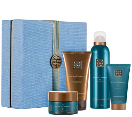 Rituals The Ritual of Hammam - Purifying Ritual Gift Set