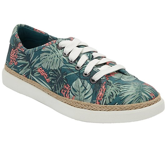 Vionic Casual Lace-Up Sneakers - Hattie