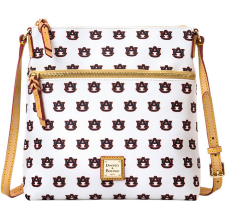 Dooney & Bourke NCAA Auburn University Crossbody