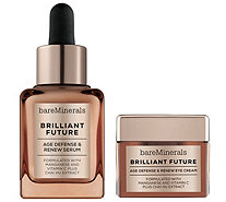 bareMinerals Brilliant Future Serum and Eye Cream Duo - A286861