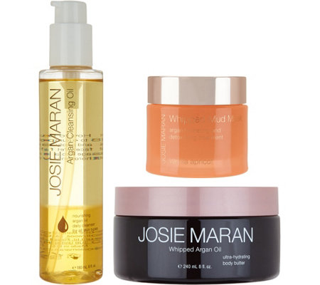 Josie Maran Argan Best New Skin & Body Set