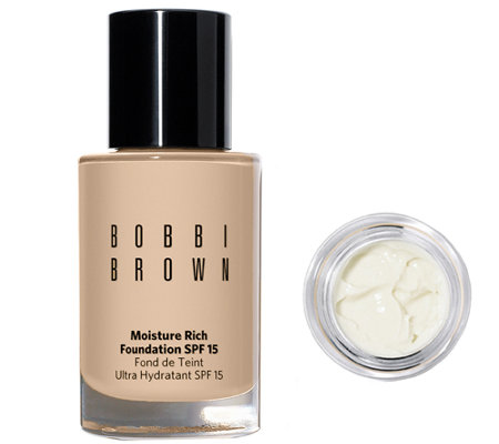Bobbi Brown Instant Glow Foundation Set