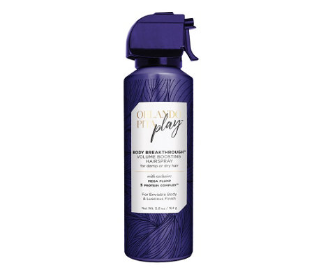 Orlando Pita Play Body Breakthrough Hairspray