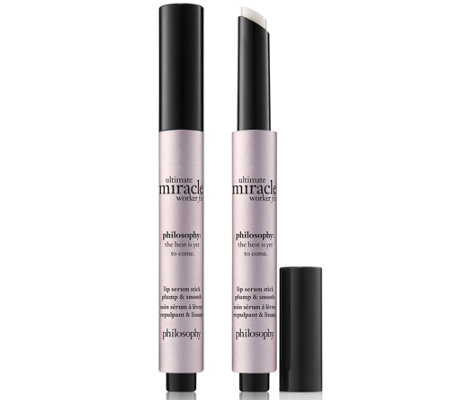 philosophy ultimate miracle worker lip fix duo