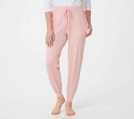 """As Is"" AnyBody Loungewear Cozy Knit Jogger Pants"