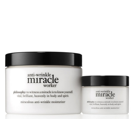 philosophy mega-size home & away miracle worker duo