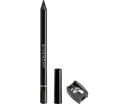 Givenchy Universal Black Lip Liner with Sharpener, 0.04 oz