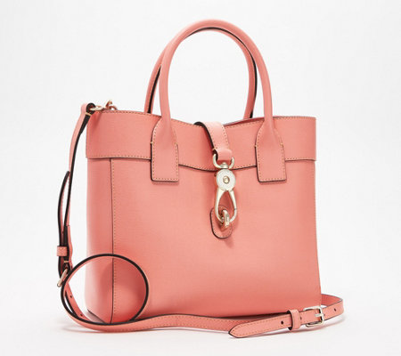 Dooney Bourke Saffiano Leather Tote Cara