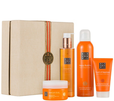 Rituals The Ritual of Laughing Buddha - Revitalizing Gift Set