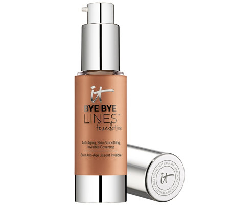 It Cosmetics Bye Bye Lines Foundation