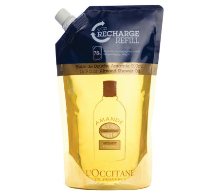 L Occitane Almond Shower Oil Eco Refill