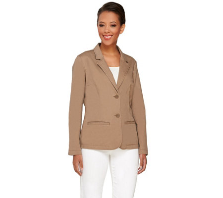 Liz Claiborne New York Blazer with Pockets