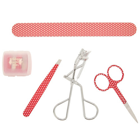 The Vintage Cosmetic Company Beauty Tool Set