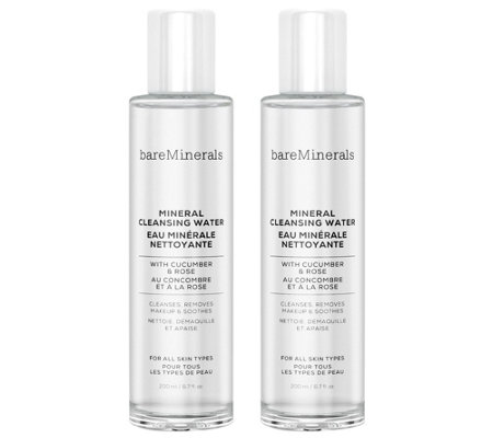 bareMinerals Mineral Cleansing Water Duo