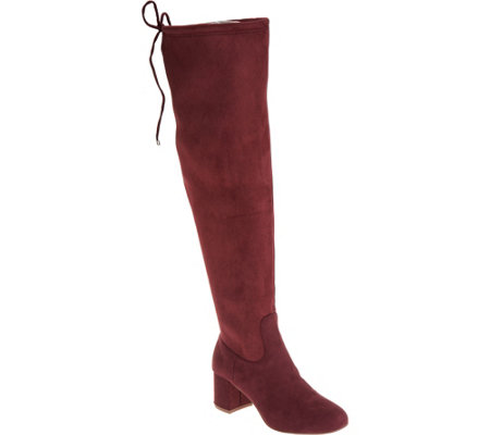 """As Is"" G.I.L.I. Over the Knee Boots- Baylie"