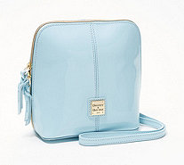Dooney & Bourke Patent Leather Crossbody - Trixie - A308263