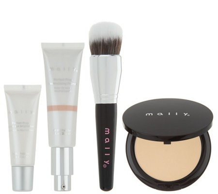 Mally Complexion Basics 4-Piece Collection