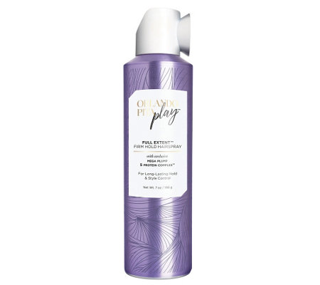 Orlando Pita Play Full Extent Firm Hold Hairspray