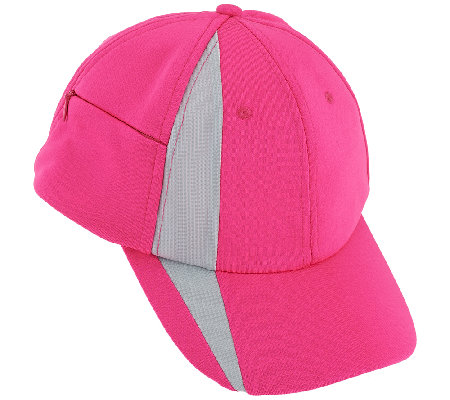 Tashon Side Pocket Baseball Hat