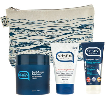 Skinfix Head to Toe Hydration Body Kit