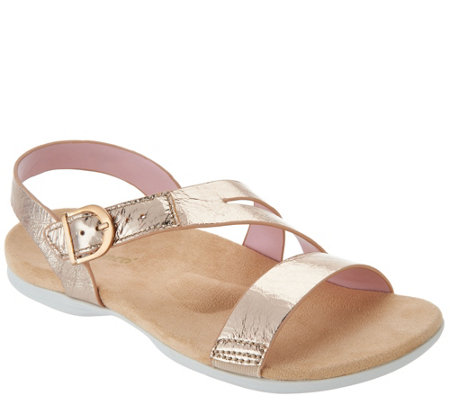 Spenco Orthotic Back-strap Sandals - Roxbury