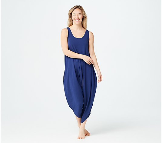 AnyBody Cozy Knit Romper