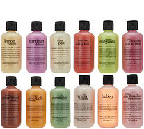 philosophy the cookbook 12-piece shower gel collection - A307664