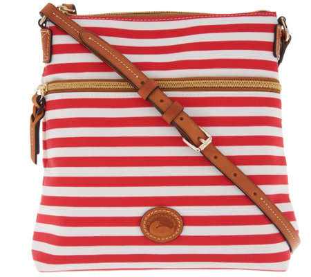 Dooney & Bourke Sullivan Nylon Crossbody Handbag