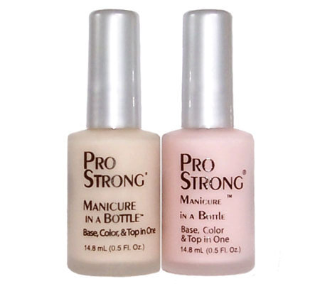 ProStrong Manicure In A Bottle Duo