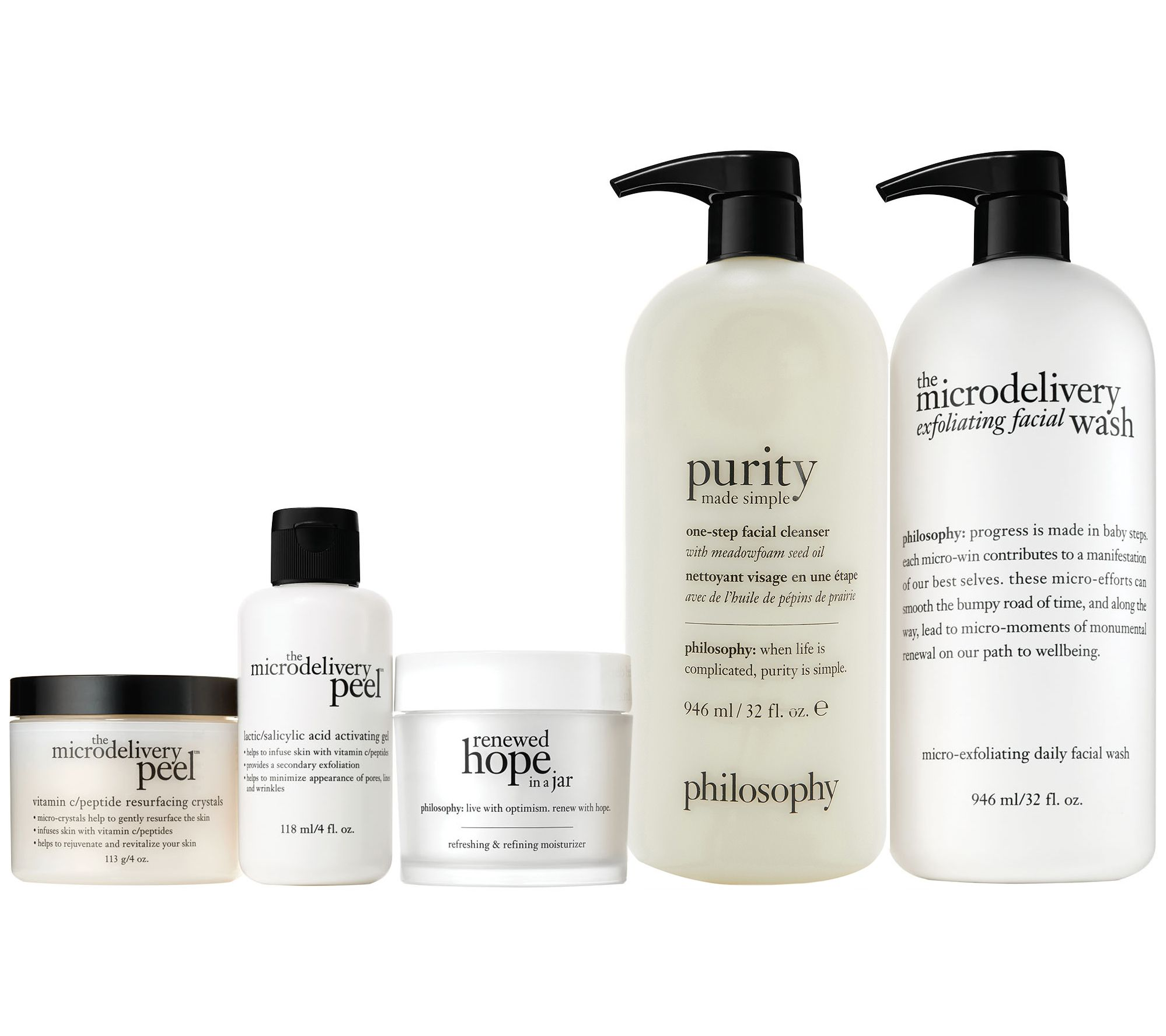 Save $30 on this philosophy skincare kit