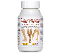 Andrew Lessman Circulation and Vein Support 180 Capsules - A367364